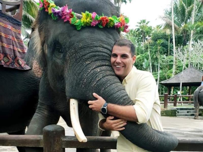 Mason Elephant Park and Ubud Tour
