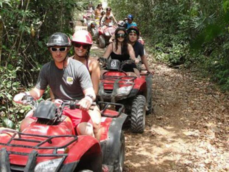Bali ATV Quad Bike and Jungle Swing Tour