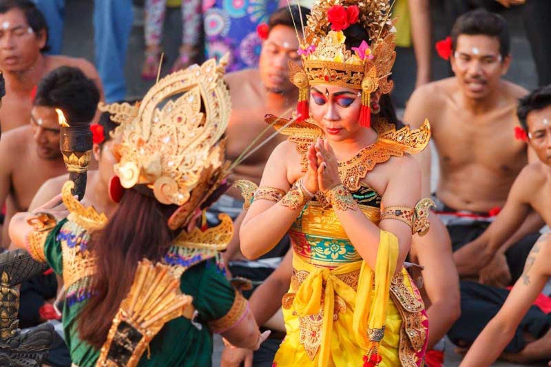 Bali Culture and Kecak Fire Dance